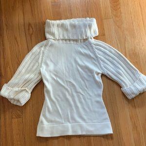 Mods international cream sweater 100%cotton sz S